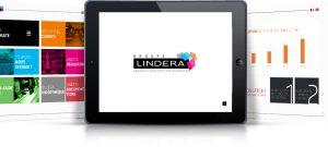 Présentation Lindera tablettes