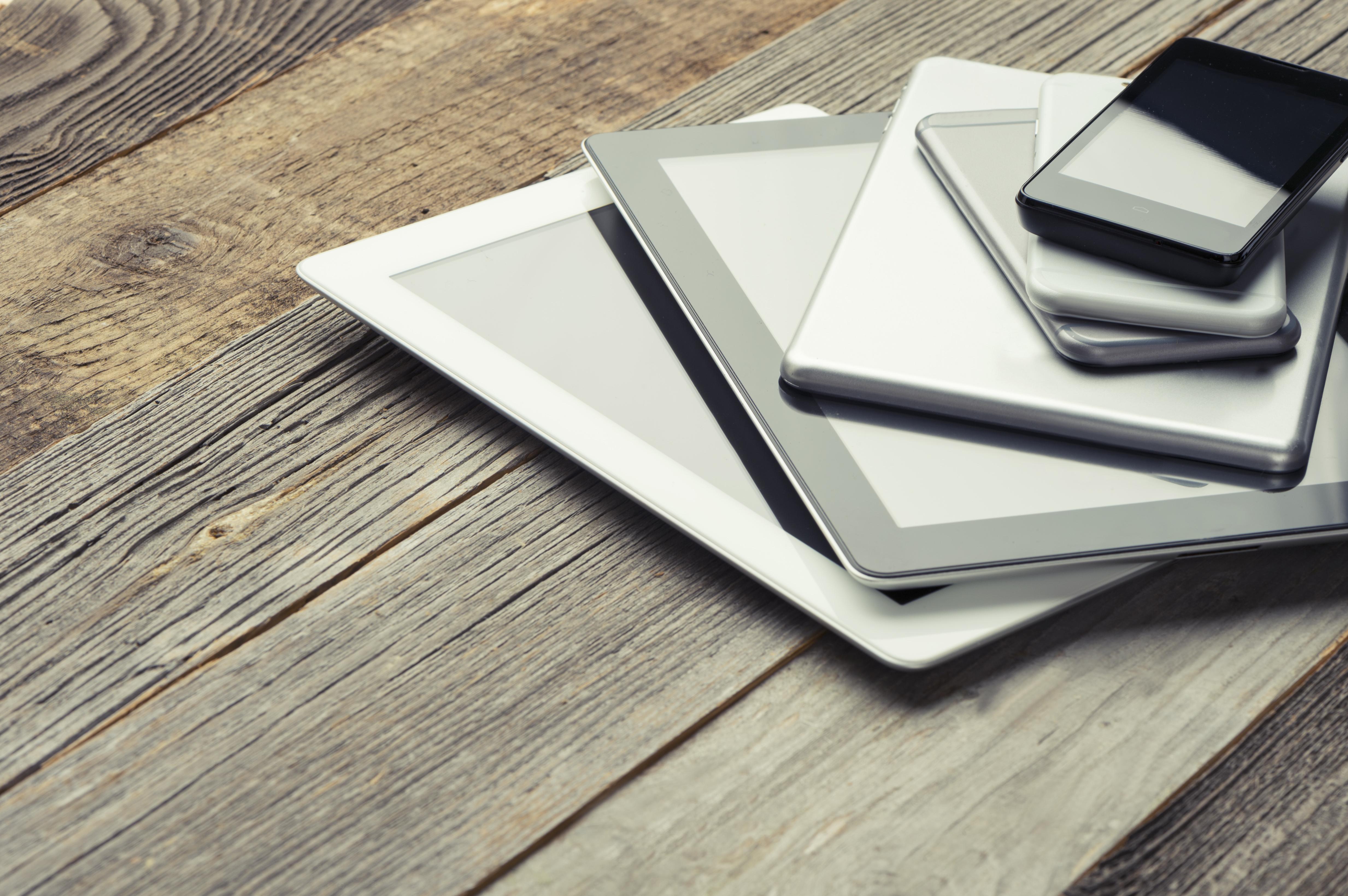 présentation commerciale tablette