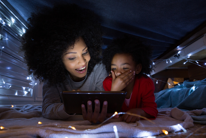 un magazine enrichi sur tablettes et mobile…pour les enfants !